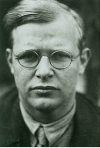 Dietrich Bonhoeffer, 20th century German pastor, theologian and martyr