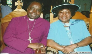 Rev Dr Cyril Okorocha, Anglican Bishop of Owerri (Ima State, Nigeria)