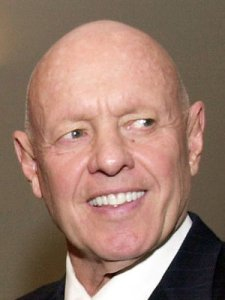 Steven Covey, author of The 7 Habits of Highly Effective People