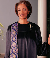 black female preacher