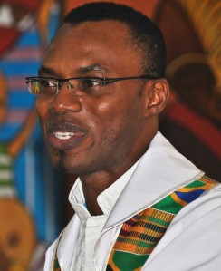 Agbonkhiameghe Emmanuel Orobator, SJ