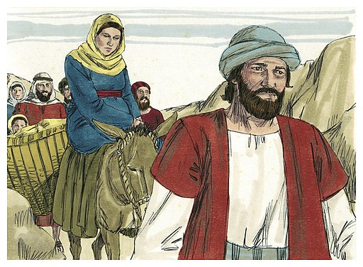 Gospel_of_Luke_Chapter_2-1_(Bible_Illustrations_by_Sweet_Media)