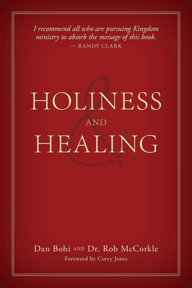 Holiness and Healing: A critical book review